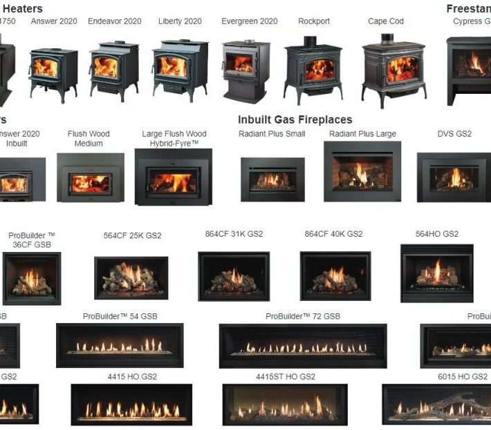 A FIREPLACE FOR EVERY SCENARIO – NOW 33 LOPI MODELS