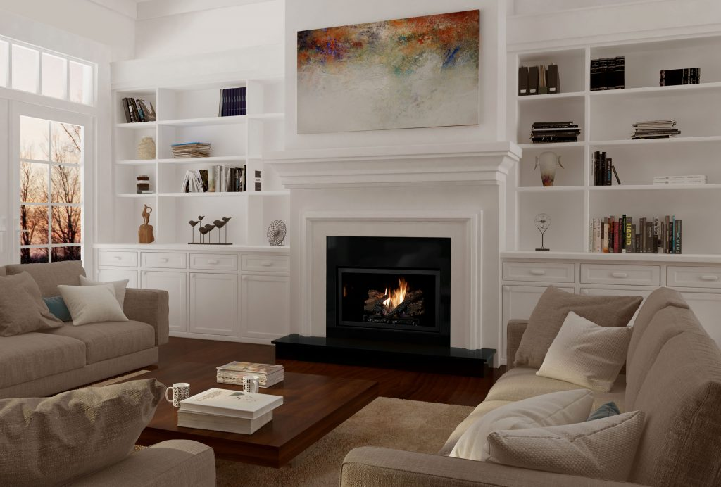 Clean Face Fireplaces