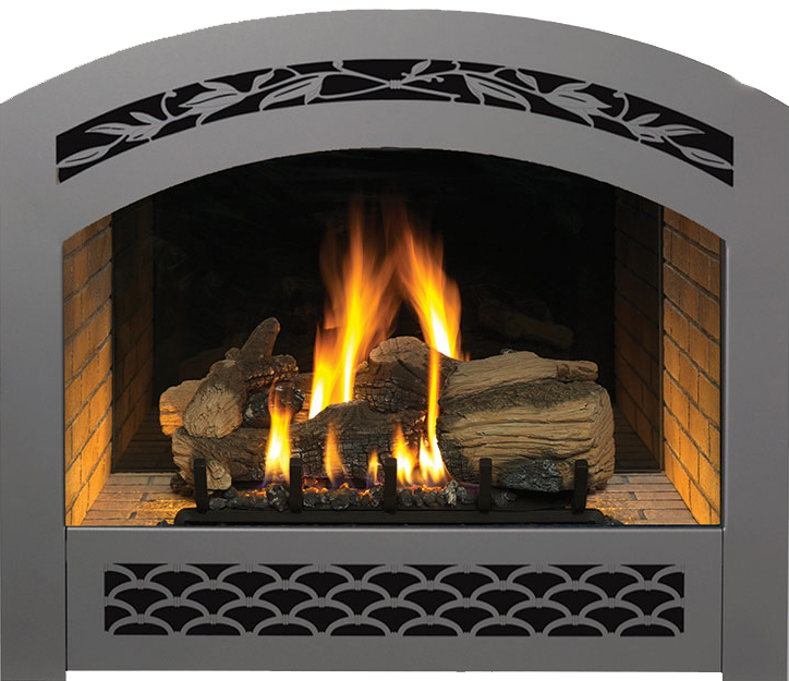 Frency Country Arch Face - Black