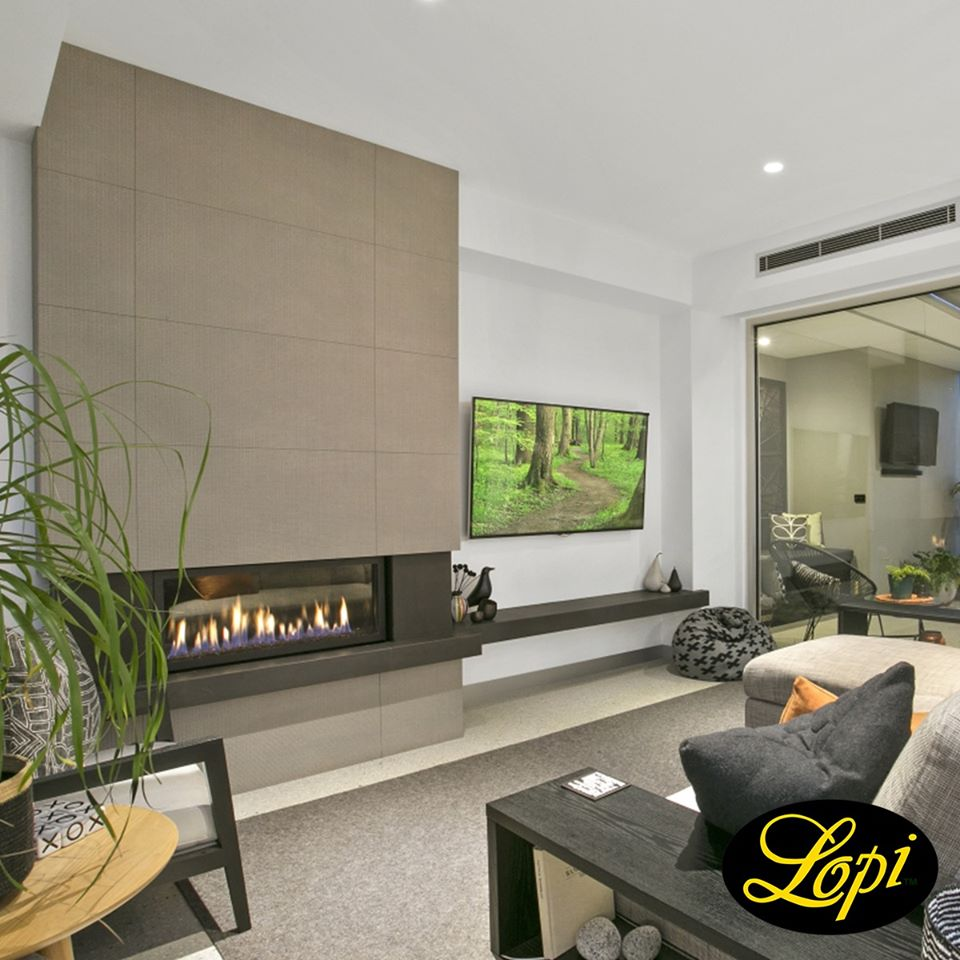 Advantages of a Gas Fireplace