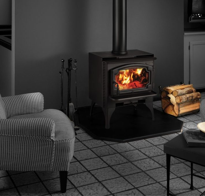 Overview of Lopi's freestanding wood heaters and Stoves