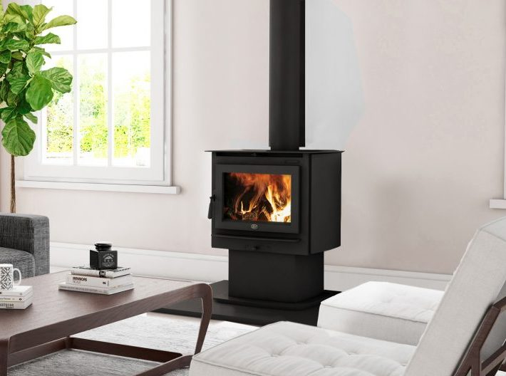 LOPI MID-SIZE WOOD HEATERS