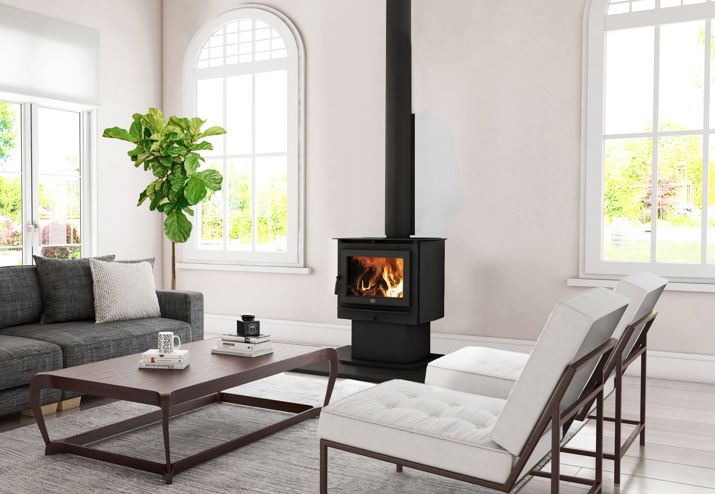 State Of The Art Fireplaces