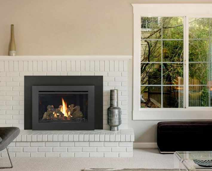 GAS INSERTS – FOR AN EXISTING FIREPLACE OR A BRAND-NEW BUILD