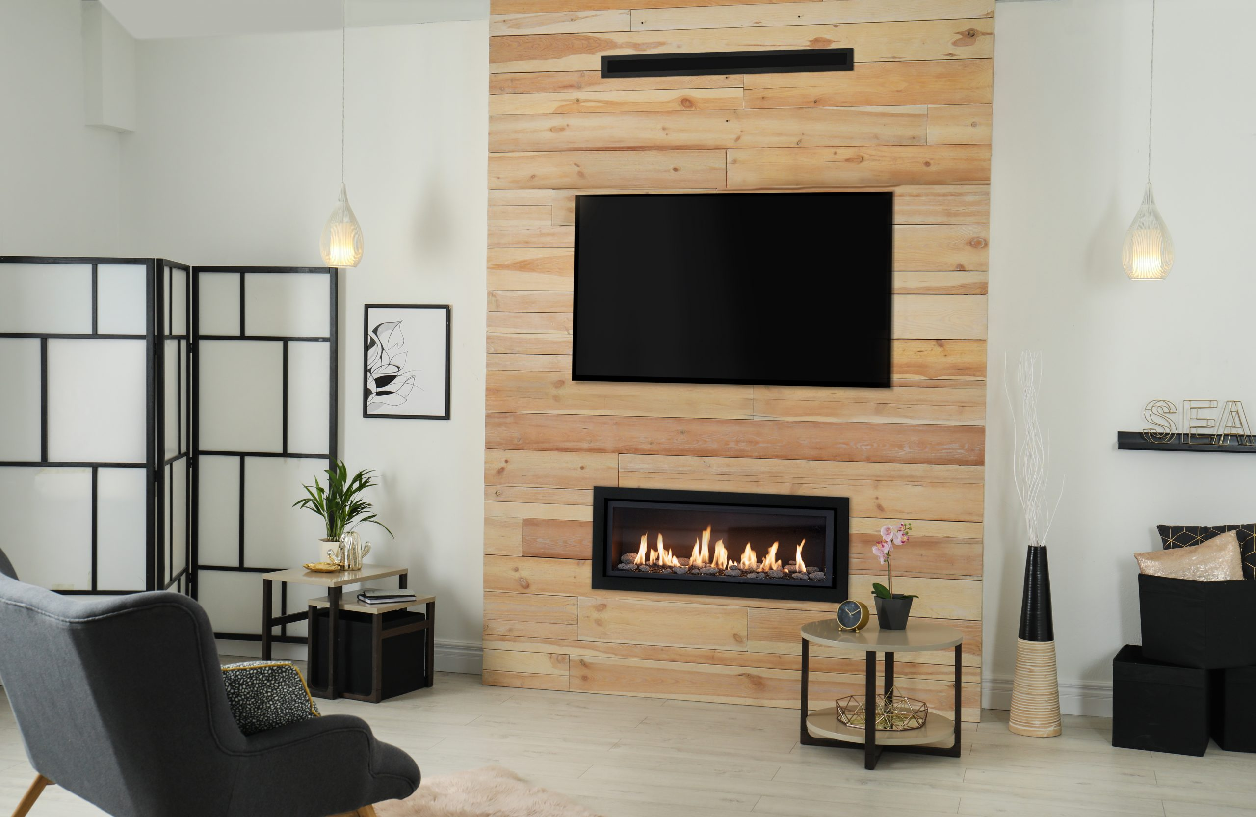 CoolSmart TV Wall Kit (Front Facing)