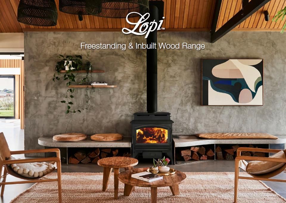 Lopi Wood Heaters